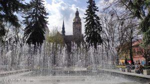 V Košiciach ožili fontány, do piatku ich sprevádzkujú 15