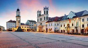 Mesto Banská Bystrica – kandidát na titul Mesto kultúry 2022