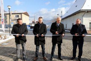 BBSK ukončil najväčšiu rekonštrukciu ciest v kraji. Vodiči na Gemeri jazdia pohodlnejšie
