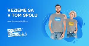"""Skalica sa zapojila do súťaže """"Do práce na bicykli 2021"""""""