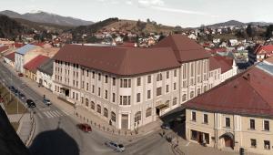 Brezno:Poznáme víťaza súťaže návrhov na rekonštrukciu hotela Ďumbier