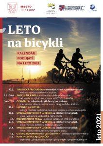 Lučenec – Leto na bicykli